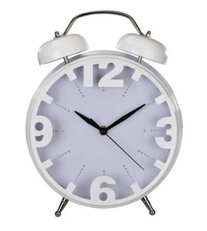 Stolní nostalgické hodiny retro