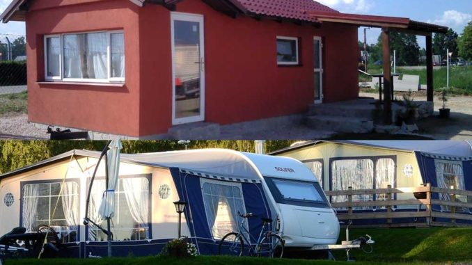 mobilní domy k trvalému bydlení