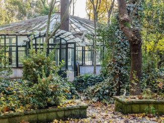 zastínění zimních zahrad