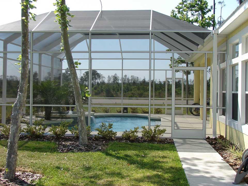 Zimní zahrady a zasklené pergoly fotogalerie