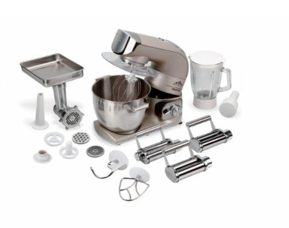 Kuchyňský robot ETA GRATUS - RECENZE + TEST