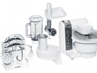 Kuchyňský robot Bosch MUM 4855 - Recenze a test