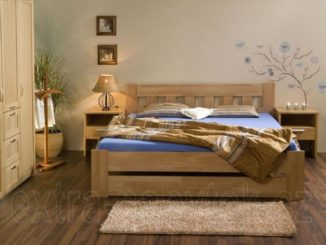 postel z masivu Filip senior