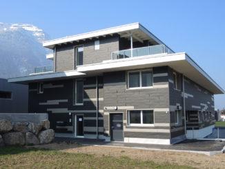 Fasády fasádní systémy PREFA Aluminiumprodukte